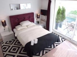 Monaco Beach Balcony Apartments, Beausoleil