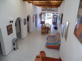 Haus Wallburga, Los Silos