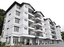 Parkland Apartment, Brinchang