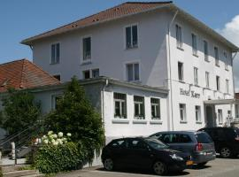 Hotel Restaurant Karr, Langenargen