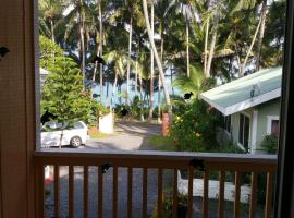 Oceanfront Cottage at Kehena Beach, Kehena