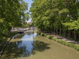 Hôtel du Canal, Castelnaudary