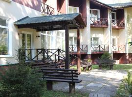 Eco Hotel Solnechnaya na Oke, Volkovskoye