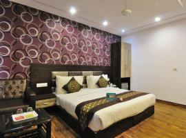 FabHotel Paschim Vihar D Mall, New Delhi