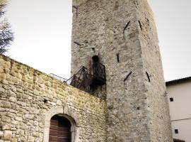 La Torre Medievale Lungarno, Pratovecchio