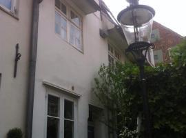 Lübecker Ganghausperle, リューベック
