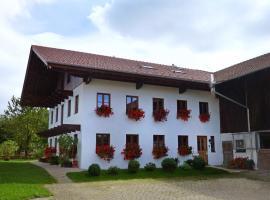 Ferienwohnung Baumgarten 33, Übersee