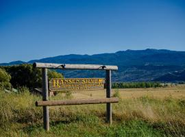 Hansen Guest Ranch, Swan Valley