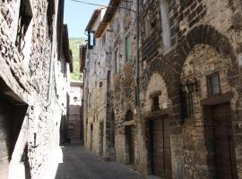 Dimora il Gamboccio, Gubbio