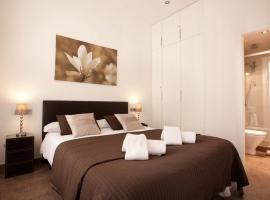 AB Paseo de Gracia Apartments