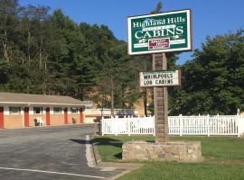 Highland Hills Motel & Cabins, Boone