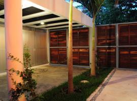 Casa Bugambilia, 普拉亞卡門