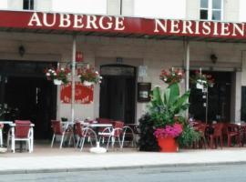 Auberge Nérisienne, Néris-les-Bains