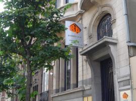 Brussels Cinquantenaire Apartment, Ixelles