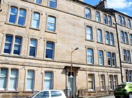 Comely Bank Row Apartment, Edinburgh