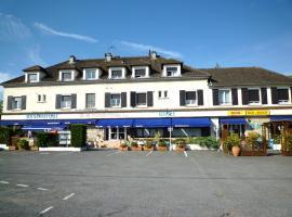 Le Relais de la route bleue, Saint-Loup