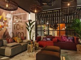 New Hotel Colon, Mataro