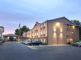 Best Western PLUS Lincoln Inn, Yakima