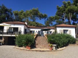 Villa Sotavent, Vall-Llobrega