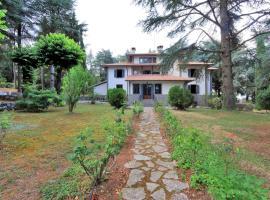 Villa Campogrande, Città della Pieve