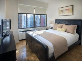 Columbus Circle at South Park Tower – A Premier Furnished Apartment