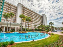 Sterling Shores Beach Resort, Destin