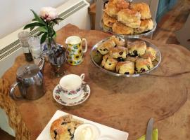 Bogbean Cafe and B&B, Roundstone