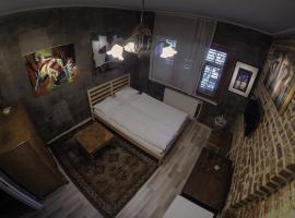Eksen Art Suites, Istanbul