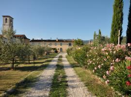 Agriturismo San Rocco, פיסטויה