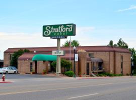 Stratford Court Hotel, Cedar City