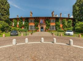 Villa Principe Leopoldo, Lugano