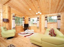 Langmere Lakes Lodges, Hainford