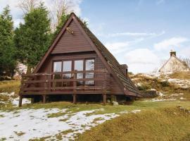 Glengarry Lodges, Invergarry