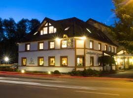 Hotel Landgasthof Schwanen, Kork