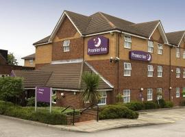 Premier Inn Rotherham East - M18/M1, Rotherham