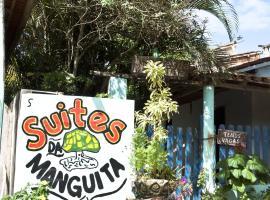 Suites da Manguita, Itaúnas