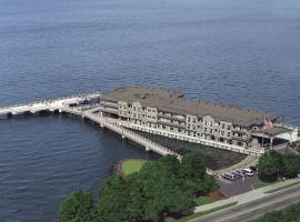 Silver Cloud Inn - Tacoma Waterfront, Tacoma