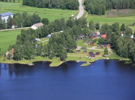Tastulan Lomakylä, Kaustinen