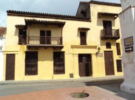 Casa Peter, Cartagena