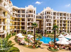 Apartcomplex Harmony Suites - Monte Carlo, Saulėtas Krantas