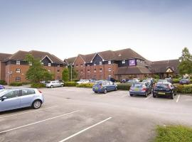 Premier Inn Nottingham West, 노팅엄
