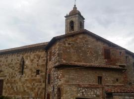 Casa Cesena, Montefollonico