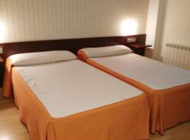 Hotel Alfageme, Trobajo del Camino