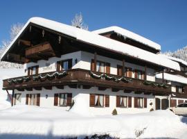 Gästehaus Sonnenbichl, Reit im Winkl