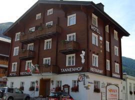 Tannenhof, Oberwald, Oberwald