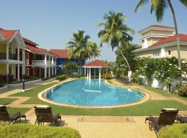 Golden Sands Apartments, Betalbatim