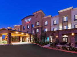 Fairfield Inn & Suites Riverside Corona/Norco, Norco