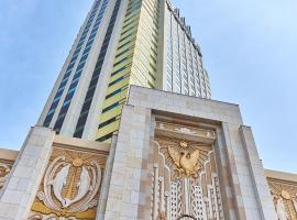 The Park Front Hotel at Universal Studios Japan (R)