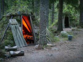 STF Kolarbyn Eco-Lodge, Skinnskatteberg
