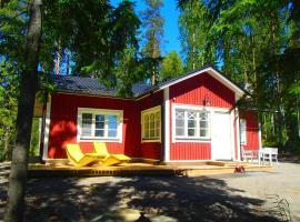 LomaLeivon Mökit, Leivonmäki